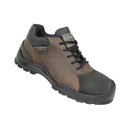 AIMONT Scarpe di Sicurezza Artis S3 SRC Scarpe Professionali B-Ware Lavoro Scarpe, Dimensione:43 EU