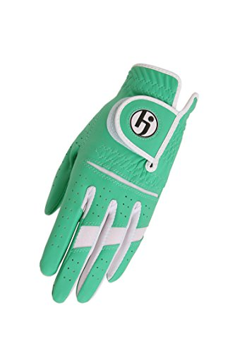 HJ Glove Women s Worn on Left Hand Gripper II Golf Glove X-Large Emerald