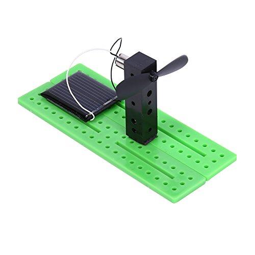 domybest DIY Montage Spielzeug-Set Solar Power Strom Generator Kit Wissenschaft Educational Kit für Jungen, Kinder, Studenten
