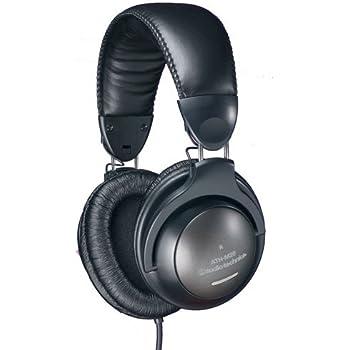 Audio Technica ATH-M20 Over-Ear Headphone (Black)