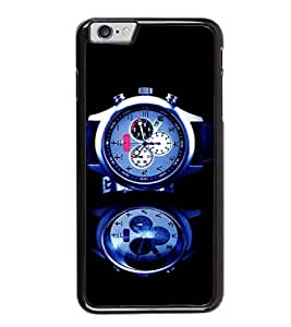 Printtech Watch Chronogragh Shockproof Back Case Cover for Apple iphone 6/6s