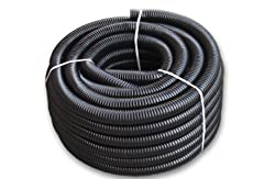 32mm Corrugated,flexible Hose,fish Pond Pump Pipe X 10m - Best Value On Amazon!