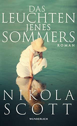 Buchseite und Rezensionen zu 'Das Leuchten jenes Sommers' von Nikola Scott