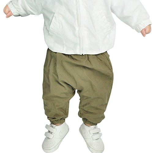 Iceybaby Babyhose aus Baumwolle und Leinenhose