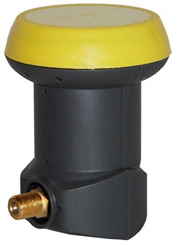 Humax LNB 113 Gold Single Universal LNB (0,1dB, Wetterschutz, 40mm Feed, HDTV)