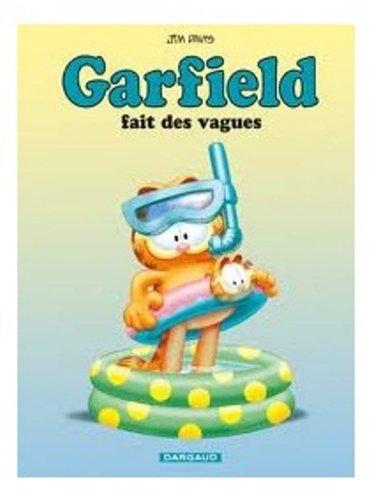 Garfield, tome 28 : Garfield fait des vagues