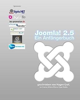 Joomla! 2.5 - Ein Anfängerbuch (German Edition) di [Graf, Hagen]