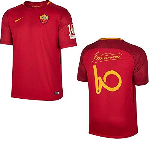 as Roma Totti 10Capitano Camiseta 2017/18Nike–Limited Edition