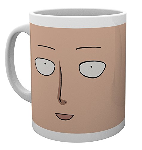 GB Eye LTD, One Punch Man, Cara, Taza