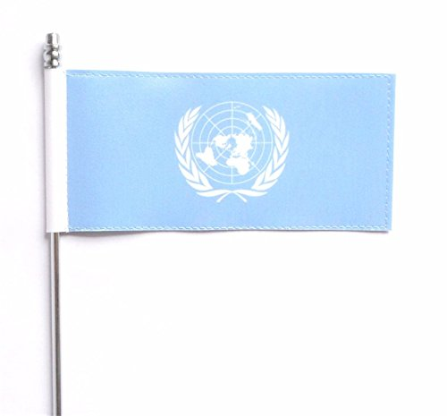 United Nations Vereinten Nationen Ultimate Tisch Flagge