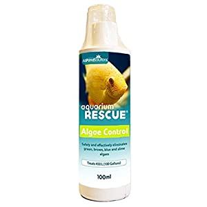 All Pond Solutions Aquarium Rescue Algae Control Fish Tank Treatment, 100 ml