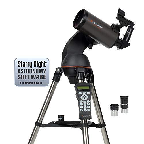 Celestron NexStar 90 SLT Mak-Teleskop
