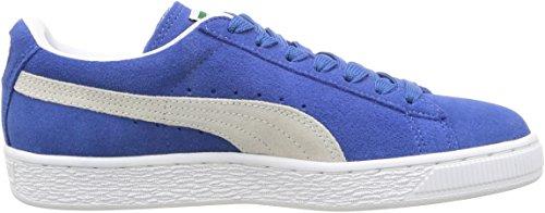 Puma Classic, Sneakers Basses femme Bleu (Olympian Blue/White)