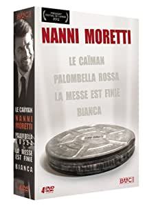 Nanni Moretti, 4 films : Le Caïman + Palombella rossa + La messe est finie + Bianca