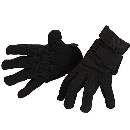 FHCGZSST Männer Vollfinger Taktische Handschuhe Klettern Abseilen Handschuhe Militärische Rutschfeste Fahrradhandschuhe -