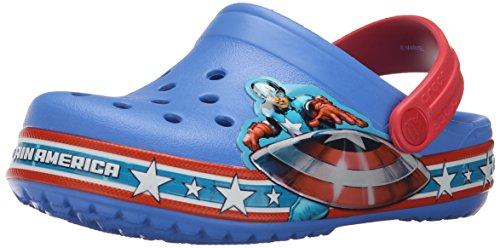 Crocs Crocband Captain America - K