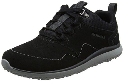 Merrell Getaway Nero Ltr Sneaker Locksley Lace Uomo black