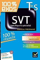 SVT Tle S Spécifique & spécialité: Exercices résolus - Terminale S