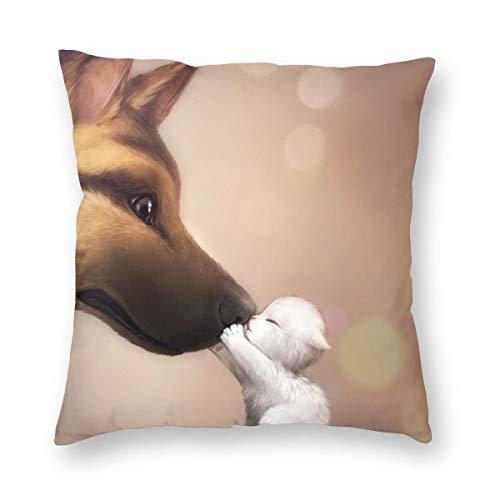 Abigails Home Kätzchen Hundebett Kissen Schlaf Kissenbezüge Sleeper Wohnzimmer Sofa Car Case 12
