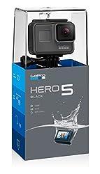 Gopro Hero5 Action Kamera (12 Megapixel) Schwarzgrau