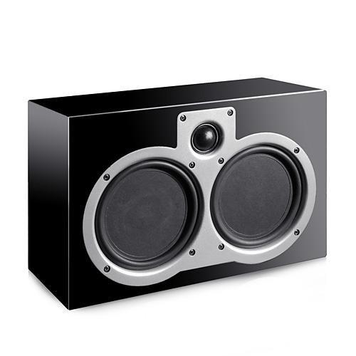 Teufel S 500 FCR Schwarz Satelliten-Lautsprecher mit THX Select 2-Zertifikat - Flachmembran-Chassis