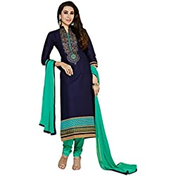 Rytham's Women's New Fashion Designer Fancy Wear Collection Low Price (Khushi_Rama) Todays Best Special Deal Offer All Type Of Modern Cotton Dress