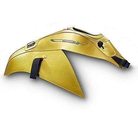 Protège Réservoir Bagster Honda CBF 1000/F 2010 Pearl Amber Yellow