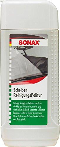SONAX 02741000 ScheibenReinigungsPolitur