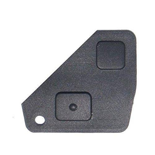 G.M. Production ricambio Tastiera in gomma per telecomando 2 tast