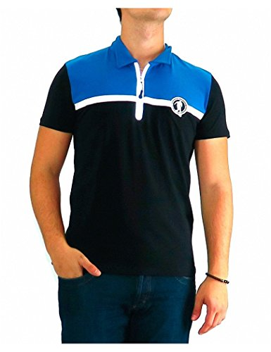 bikkembergs-polo-dirk-bikkembergs-reflective-zip-tri-color-3xl-multicolore