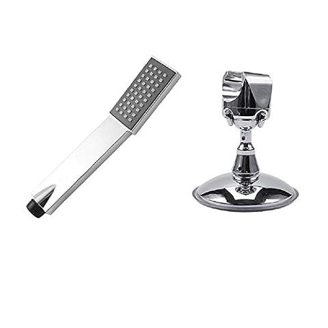 MuzYo Bathroom Square Sprinklers Sprinklers Hand Hood Shower Hoses Hoses Diaper Valves Set Mix Valves ,