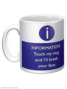 Break Your Face Mug