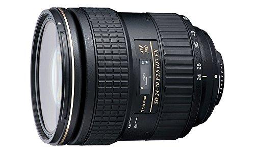 Preisvergleich Produktbild Tokina T5247003 AT-X 24-70/2.8 Pro FX Objektive für Anschluss Nikon