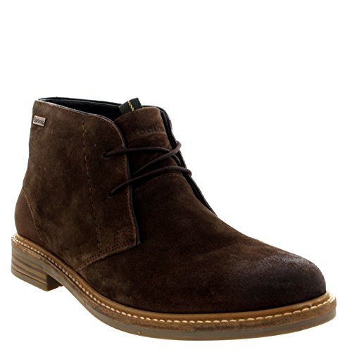 mens-barbour-redhead-suede-smart-chukka-ankle-office-work-boots-shoes-chocolate-8