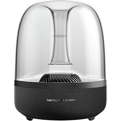 Harman Kardon Aura Studio Speaker - Black by Harman Kardon