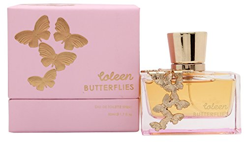 Coleen Butterflies Eau De Toilette Spray 50ml