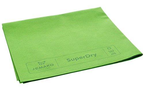 Jemako Abledertuch SuperDry grün (40 x 45 cm)