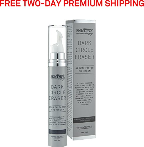 SkinPep Dark Circle Eraser - Growth Factor Eye