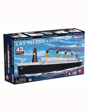 Tedco Titanic Puzzle / Model