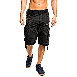 Geographical Norway. Pantalones pirata para hombre, M.