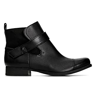 Clarks Ladbroke Magic Womens Ankle Boots 10