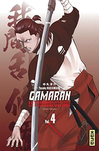 Gamaran - Le tournoi ultime Edition simple Tome 4