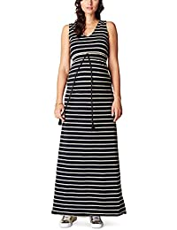 Noppies Damen Umstandskleid Dress Long Mila 70315