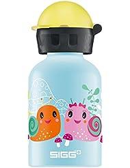 SIGG Small World Bouteille Mixte Enfant, Multicolore, 0,3 L