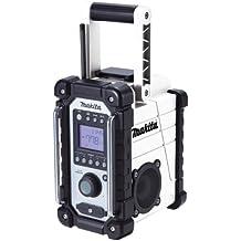 Makita DMR102W Akku-Baustellenradio 7,2-18 V,