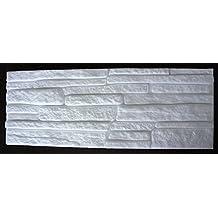 paneles de pared decorativos, de piedra, aislante (unidades 102 piezas/8, 90 m²)
