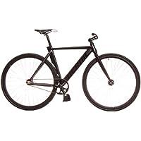 Kamikaze Bicicleta Fixie Aluminio derail rd30 XL 58 Negra
