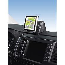Kuda–Consola de navegación (LHD) para Citroën Jumpy, Peugeot Traveller/Expert 16piel sintética NEGRO