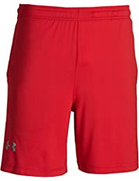 Under Armour UA Raid 8 Short Short Homme Red FR : XXL (Taille Fabricant : XXL)