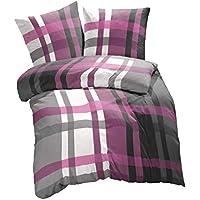 Suchergebnis Auf Amazonde Für Bettwäsche 200x200 Violett Küche